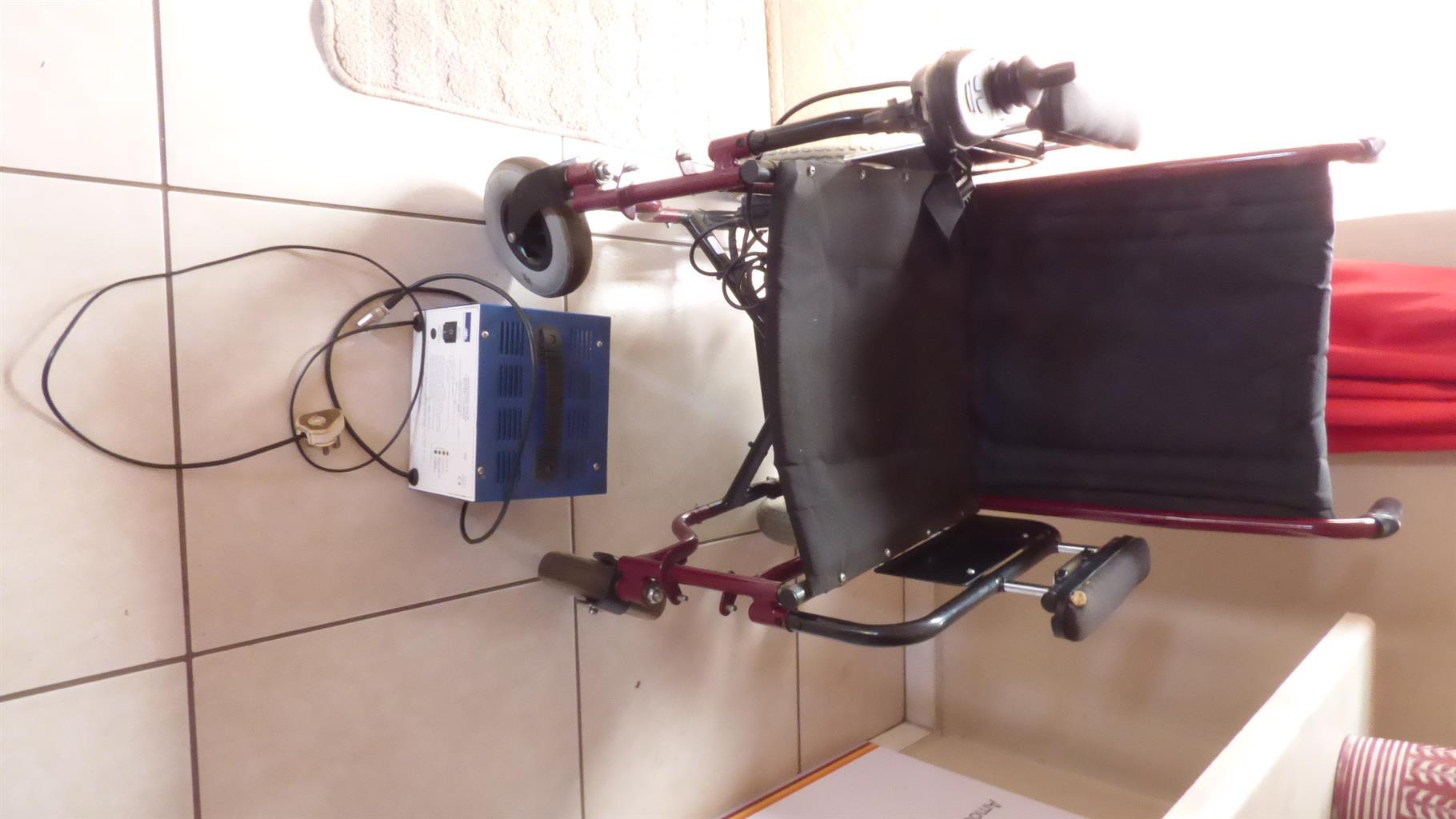 Wheel Chair Electric